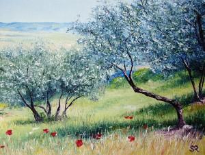 Peinture Sonia Rouvier