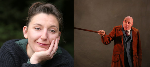 Julia Vidit & François Clavier ©Anne Gayan