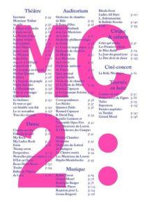 MC2: Grenoble - saison18-19